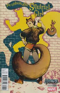[Unbeatable Squirrel Girl #6 (Women Of Power Variant) (Product Image)]
