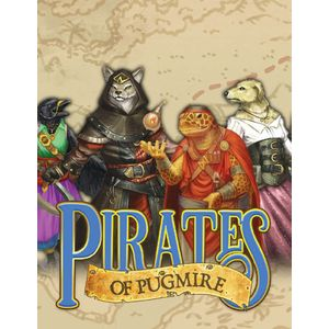 [Pirates Of Pugmire: Game Master Screen (Product Image)]