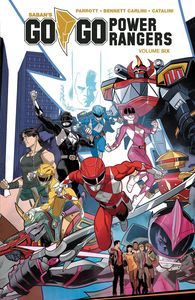 [Go Go Power Rangers: Volume 6 (Product Image)]