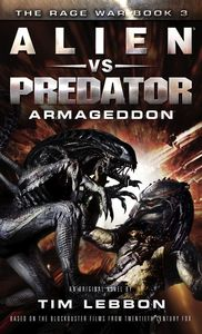 [Rage War: Book 3: Alien Vs Predator: Armageddon (Product Image)]