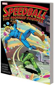 [Speedball: The Masked Marvel (Product Image)]