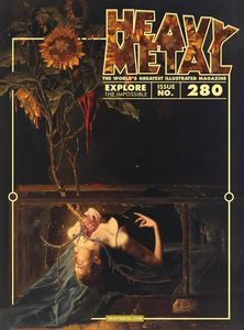 [Heavy Metal #280 (Cover B) (Product Image)]