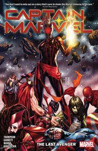 [Captain Marvel: Volume 3: Last Avenger (Product Image)]