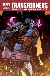 [Transformers: More Than Meets Eye #48 (Product Image)]