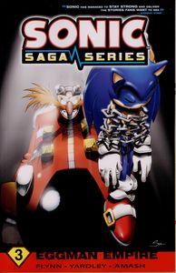 [Sonic Saga: Volume 3: Eggman Empire (Product Image)]