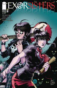 [Exorsisters #8 (Cover B Shelfer & Hanano) (Product Image)]