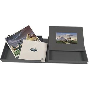 [The Art Of Ralph McQuarrie Archives: Limited Edition Grey (Hardcover) (Product Image)]