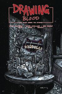 [Drawing Blood: Spilled Ink #4 (Cover B Eastman) (Product Image)]