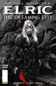 [Elric: Dreaming City #1 (Cover B Secher) (Product Image)]