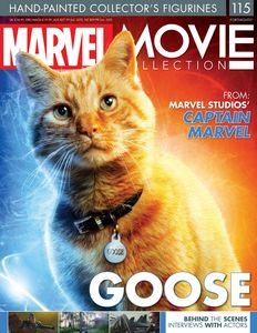 [Marvel Movie Collection #115: Goose (Product Image)]