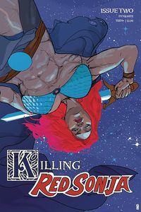 [Killing Red Sonja #2 (Cover A Ward) (Product Image)]