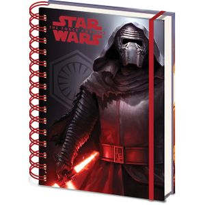 [Star Wars: The Force Awakens: Notebook: Dark (Product Image)]