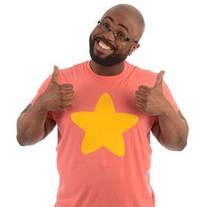 [Steven Universe: T-Shirt: Steven Star (Product Image)]