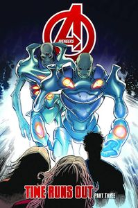 [Marvel: Graphic Novel Collection: Volume 148: Time Runs Out: Part 3 (Product Image)]