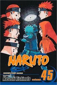 [Naruto: Volume 45 (Product Image)]