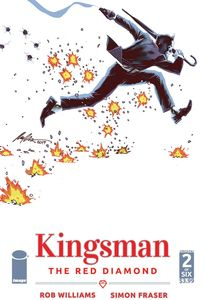 [Kingsman: Red Diamond #2 (Cover A Albuquerque) (Product Image)]