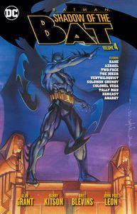 [Batman: Shadow Of The Bat: Volume 4 (Product Image)]