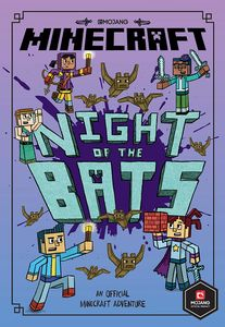 [Minecraft: Night Of The Bats: Book 2 (Product Image)]