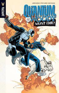 [Quantum & Woody: Volume 4: Quantum & Woody Must Die (Product Image)]