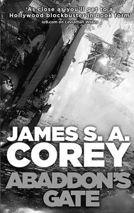 [The Expanse: Book 3: Abaddons Gate (Signed Edition) (Product Image)]