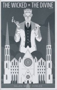 [The Wicked + The Divine: 1923 (B&W Image Expo Exclusive Variant) (Product Image)]