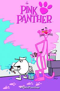[Pink Panther: Volume 1 (Hardcover) (Product Image)]