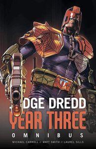 [Judge Dredd: Year Three (Omnibus) (Product Image)]