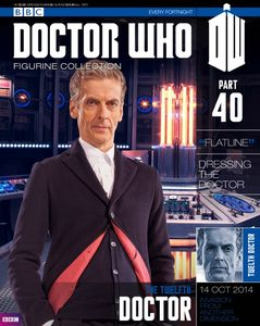 [Doctor Who: Figurine Collection Magazine #40 Twelfth Doctor (Product Image)]