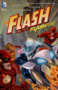 [The Flash: Volume 2: The Road To Flashpoint (Product Image)]
