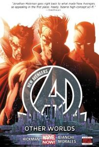 [New Avengers: Volume 3: Other Worlds (Premier Edition Hardcover) (Product Image)]