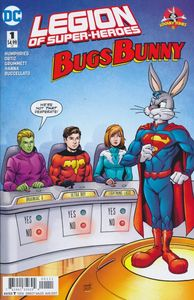 [Legion Of Super Heroes/Bugs Bunny: Special #1 (Product Image)]