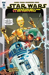 [Star Wars: Adventures #9 (Cover A Thomas) (Product Image)]