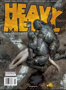 [Heavy Metal #294 (Cover A) (Product Image)]