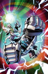 [Transformers/Back To Future #4 (Cover A Juan Samu) (Product Image)]