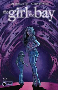 [The Girl In The Bay #4 (Product Image)]
