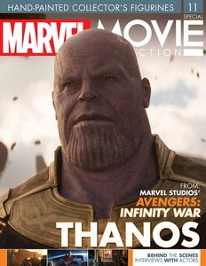 [Marvel Movie Collection Special #11: Thanos (Product Image)]
