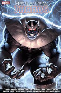 [Marvel Platinum: The Definitive Thanos (Product Image)]