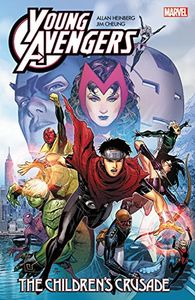 [Young Avengers By Heinberg Cheung: The Children's Crusade (Product Image)]