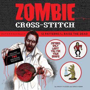 [Zombie Cross-Stitch (Product Image)]