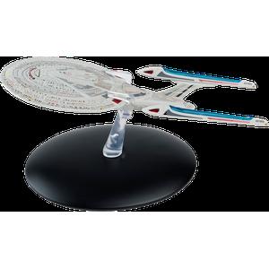 [Star Trek: Figurine Magazine: USS Enterprise-E (Product Image)]