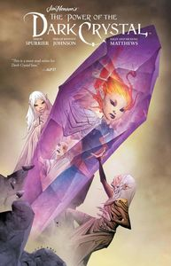 [Jim Henson: Power Of Dark Crystal: Volume 3 (Hardcover) (Product Image)]