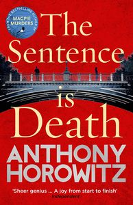 [Detective Daniel Hawthorne: Book 2: The Sentence Is Death (Product Image)]