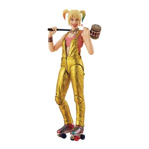 [Birds Of Prey: SH Figuarts Action Figure: Harley Quinn (Product Image)]