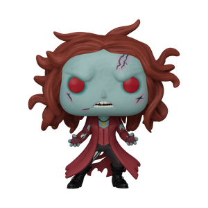 [Marvel: What If...?: Pop! Vinyl Figure: Zombie Scarlet Witch (Product Image)]