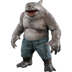 [The Suicide Squad: Hot Toys Action Figure: King Shark (Product Image)]