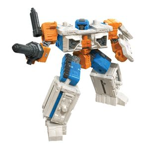 [Transformers: Generations: War For Cybertron: Deluxe Action Figure: Airwave Modulator (Product Image)]