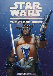[Star Wars: The Clone Wars: Strange Allies (Titan Edition) (Product Image)]