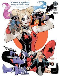 [Harley Quinn & The Birds Of Prey #4 (Dodson & Dodson Variant) (Product Image)]