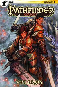 [Pathfinder: Origins #1  (Cover A Stjepan Sejic) (Product Image)]