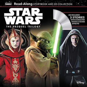 [Star Wars: The Prequel Trilogy: Read-Along Storybook & CD Collection (Product Image)]